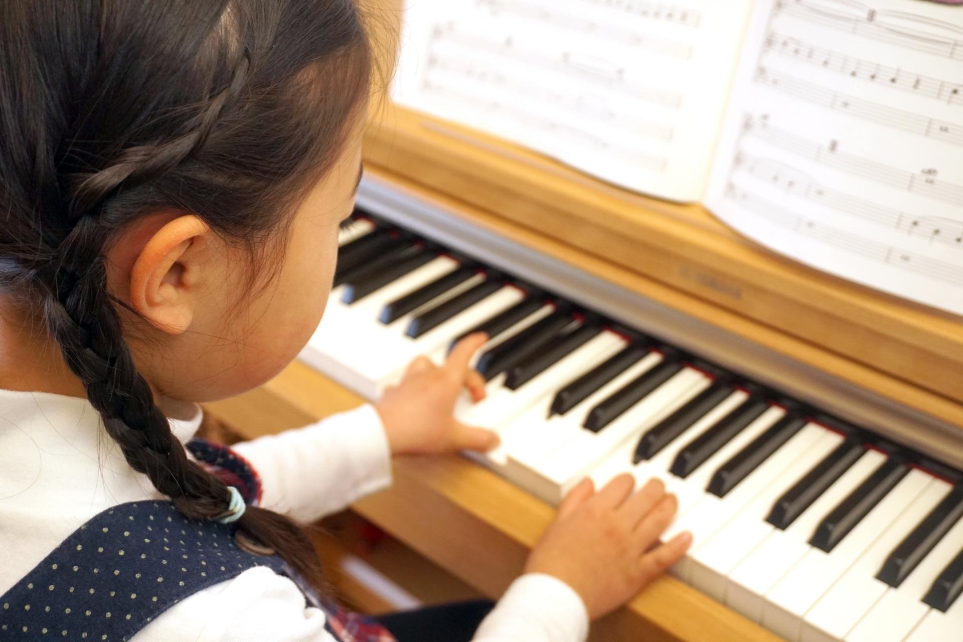 大阪府堺市北区・サンプルピアノ教室